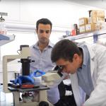 Funding Research Lab at Sheba Medical Center's Pediatric Ward